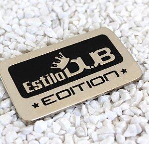 EMBLEMA ESTILO DUB - EDITION