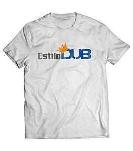 CAMISETA ESTILO DUB - COM SEU NOME