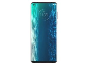 Smartphone Motorola EDGE XT2063 128GB, Dual Chip, Android 10.0, Processador Octa Core 2.3 GHz , Câmera Traseira Tripla, Bateria 4500mAh Midnight Red PAJA0004BR