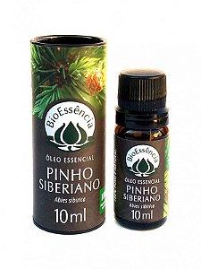 OLEO ESSENCIAL DE PINHO SIBERIANO 10ML-BioEssencia