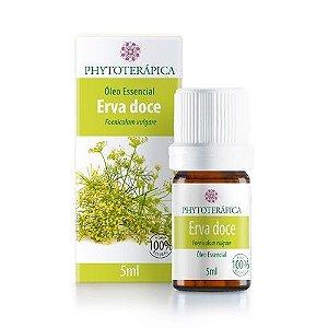 ÓLEO ESSENCIAL DE ERVA-DOCE - 5ML-Phytoterapica