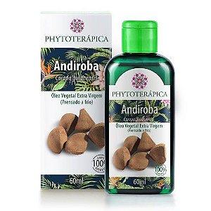 ÓLEO VEGETAL DE ANDIROBA - 60ML- Phytoerapica