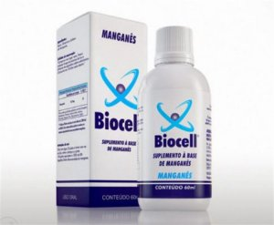 MANGANES BIOCELL-60ML