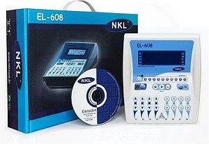 ELETRO ESTIMULADOR DIGITAL NKL EL 608