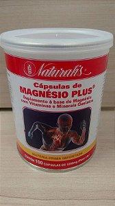Capsulas De Magnésio Plus
