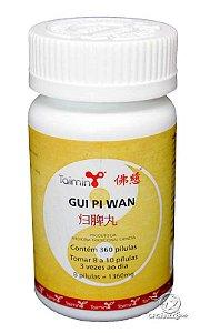 GUI PI TANG - (GUIPI WAN) - GINSENG & LONGAN