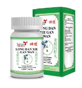 LONG DAN XIE GAN TANG - GENTIANA COMBINATION