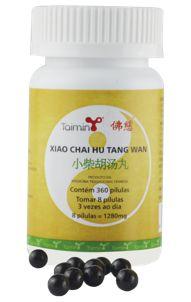 XIAO CHAI HU TANG  - BUPLEURUM COMBINATION