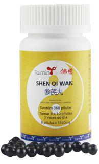 SHEN QI WAN - (Sheng Qi Wan)  360 PILLS