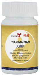TIAN MA PIAN- 200 PILLS