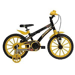 Bicicleta Aro 16 Baby Lux Cars - Athor
