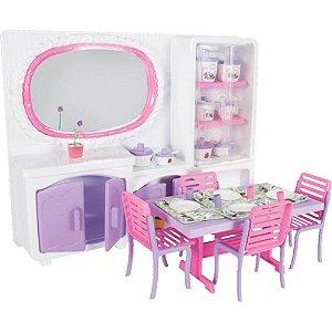 Jantar Cristal - Coleção Princesas 235 - Lua De Cristal