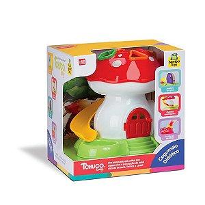 Brinquedo Didático Cogumelo 217 - Samba Toys