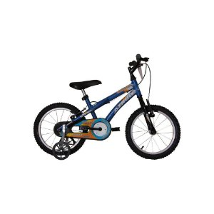 Bicicleta Aro 16 Baby Boy Masculino Azul - Athor