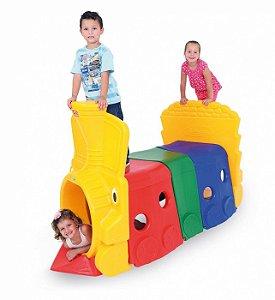 Playground Trenzinho da Alegria 0959.8 - Xalingo