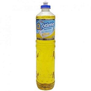 Detergente Líquido Neutro 500ml - Q-ótimo