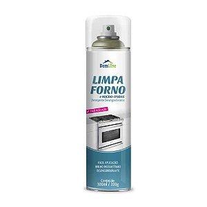 Limpa Forno e Microondas Aerosol - 300ml - DomLine