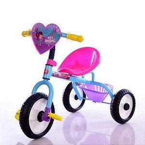 Triciclo Girl Turma da Aventura 1389 - Unitoys