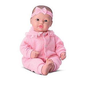 Boneca Bebê Coleção 8008 - Divertoys