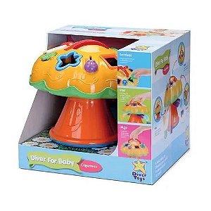 Diver For Baby Cogumelo 697 - Divertoys