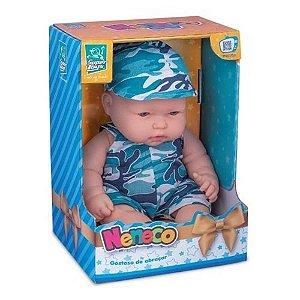 Boneco Neneco Menino 379 - Super Toys