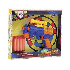 Lançador Super Gun PI3284 - Pica Pau