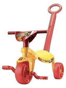 Triciclo Tchuco Heróis 629 - Samba Toys