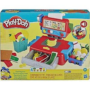 Play-Doh Massinha Modelar Caixa Registradora Hasbro - E6890