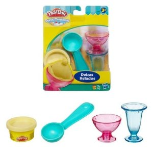 Play Doh Mini Kit Ferram Sweet Shoppe - Sundae 49654 - Hasbro
