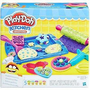 Play Doh Massinha Biscoitos Divertidos Original B0307 - Hasbro