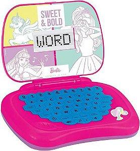 Laptop Barbie Bilíngue 1812 - Candide