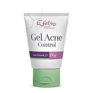 Gel Revolucionário com Acne Control no Combate a Acne