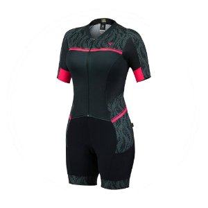 Macaquinho Ciclismo Feminino NEW HIDE GEL - Free Force
