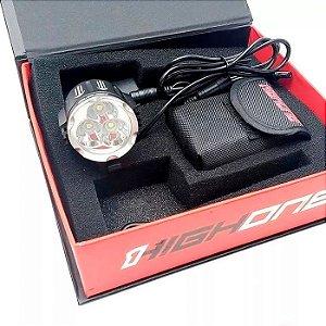 Farol 2000 Lumens Super Light 3 Leds - High One