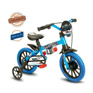 Bicicleta Infantil Nathor Aro 12 - Veloz