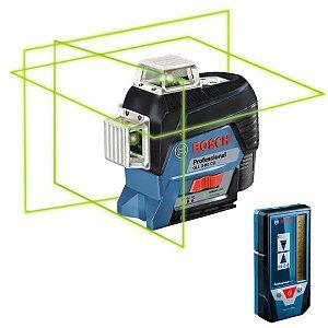 Nivel Laser GLL 3-80 CG Caixa Plástica - BOSCH
