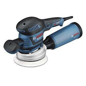Lixadeira Excentrica GEX 125-150 AVE 127V Caixa Papelão - BOSCH