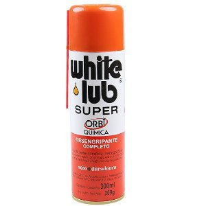 Desengripante Spray White Lub Super 300ml - ORBI