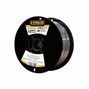 Rolo Arame de Solda MIG sem Gás 0,8mm 1Kg - LYNUS-LAM-1