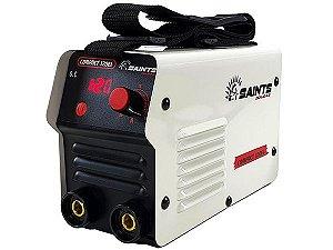 Máquina de Solda Inversora Compact 120EL Bivolt - SAINTS