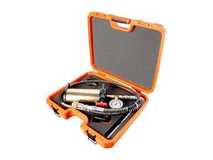 Conjunto Bomba Hidráulica 500 Bar para Acionamento de Pistões Hidráulicos - RAVEN-103601