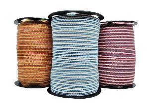 Fita de algodão - 12mm (rolos com 100mts)