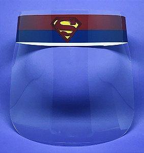 Protetor Facial Infantil - Super-herói SM