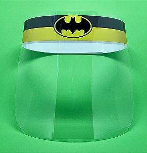 Protetor Facial infantil - Super-herói B2