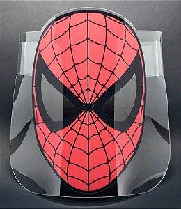 Protetor Facial infantil - Super-herói HA2