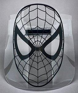 Protetor Facial infantil - Super-herói HA3