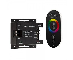 Controle Touch para Led RGB