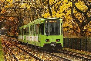 """FOTOGRAFIA 24 - """"Outono em Hannover"""""""