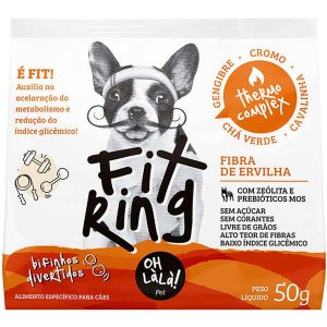 Bifinhos Divertidos OH LàLà! Pet Fit Ring Thermo Complex para Cães