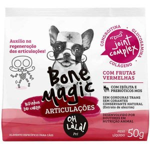 Bifinhos de Carne OH LáLá! Pet Bone Magic Articulações para Cães